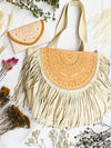 Savanna Bag  & Zara Purse - Cream