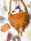 Mazali Bag - Fringed / Fringe Free