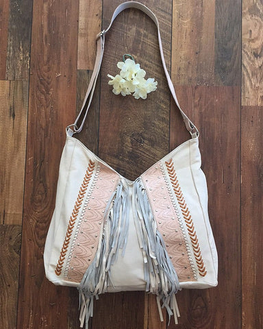 Mazali Bag - Cream