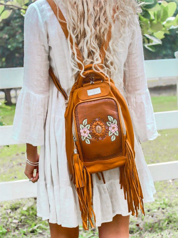 Wild Fire Bag - Tan