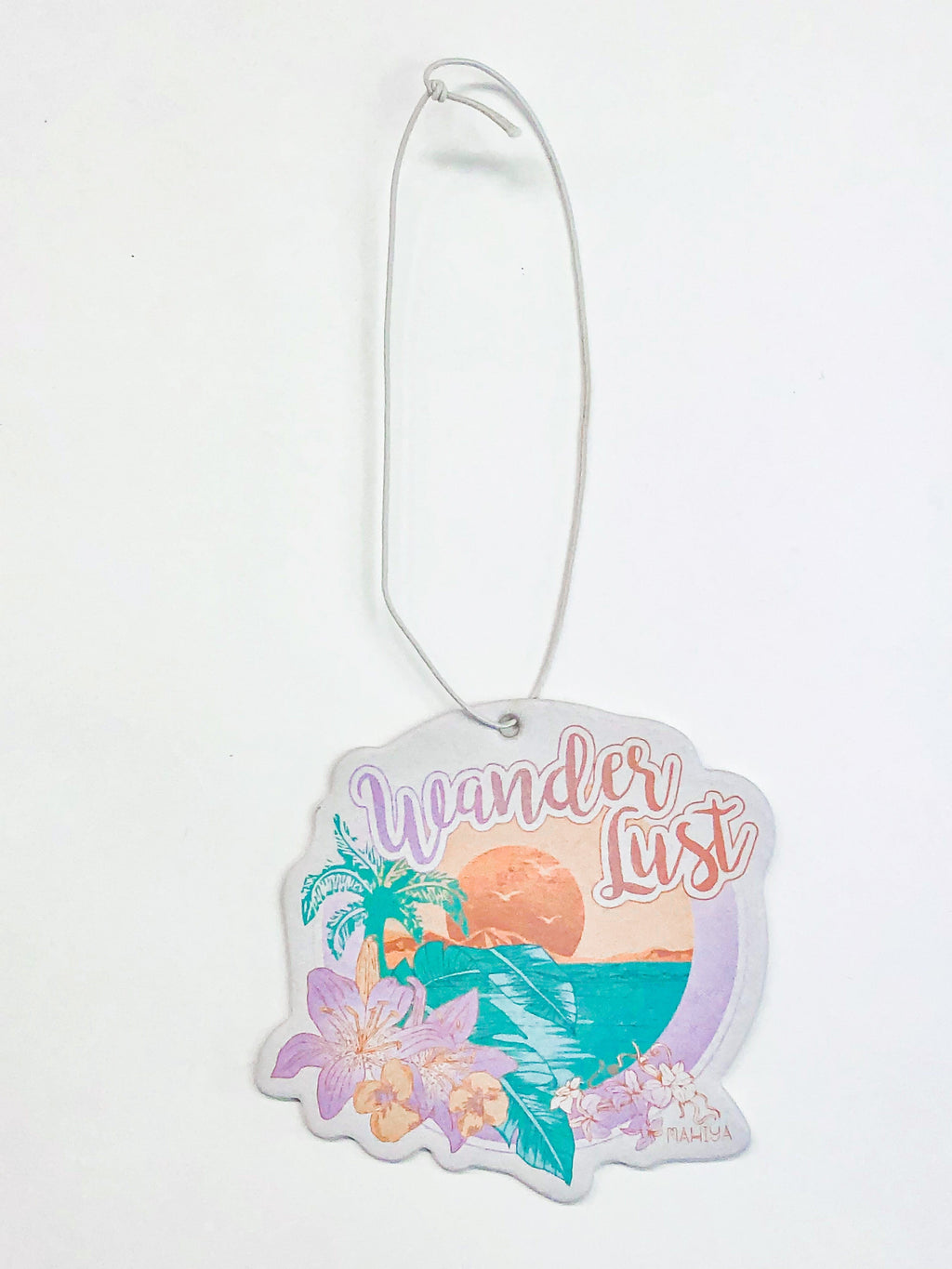 Wanderlust Summer Car Air Scent
