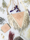 Ophelia Bag & Sahara Wallet Set - Cream