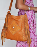 zamira leather bag