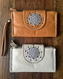 chic leather wallets australia