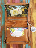 boho chic baby bags and organiser