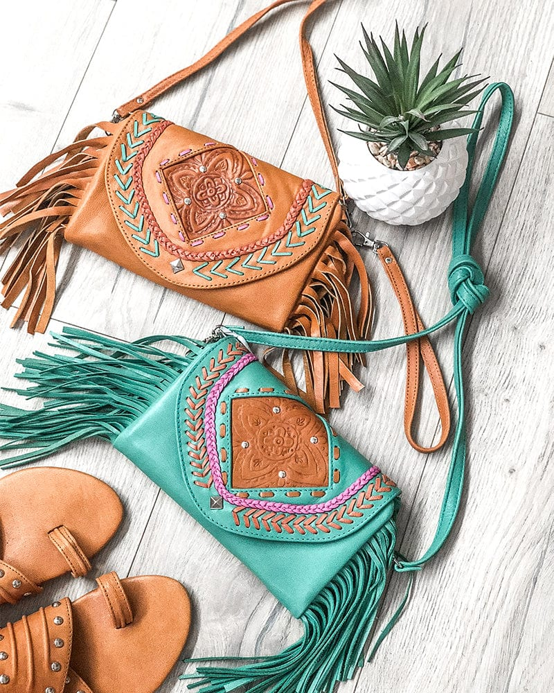 Coachella Festival Cross Body Bag / Clutch