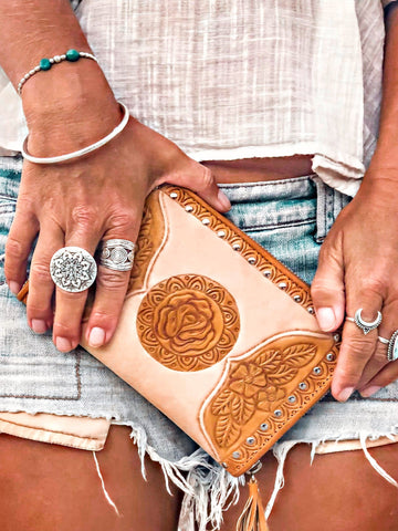 Marigold Festival Clutch/Bag