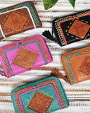 gypset leather wallets