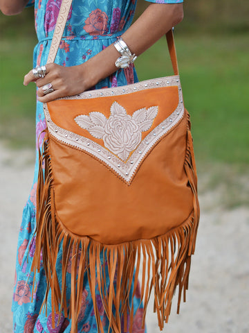 The Florence Bag & Arabella Purse - Tan