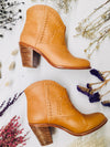 Cadillac Leather Boots