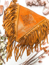Savanna Leather Bag - Tan