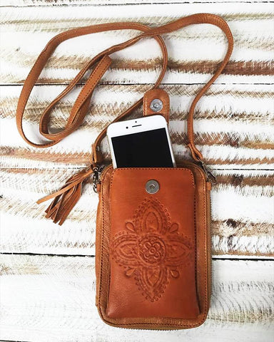 Splendour Phone Pouch Bag