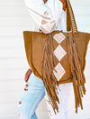 Dream Weaver Bag - Turquoise