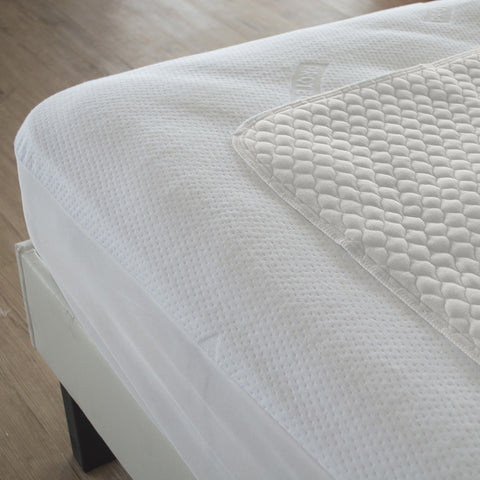 All Purpose Bed Pad - White