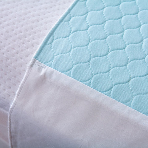 Smart Non-Waterproof  Bed Pad with Tuck-Ins