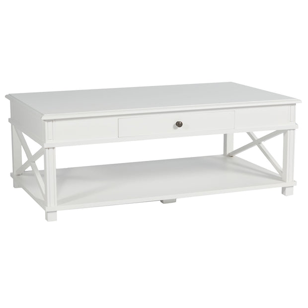 Manto Coffee table White- LOCAL CLICK AND COLLECT ONLY