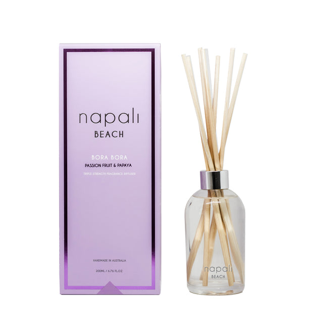 Napali Bora Bora Diffuser- Passion Fruit & Papaya