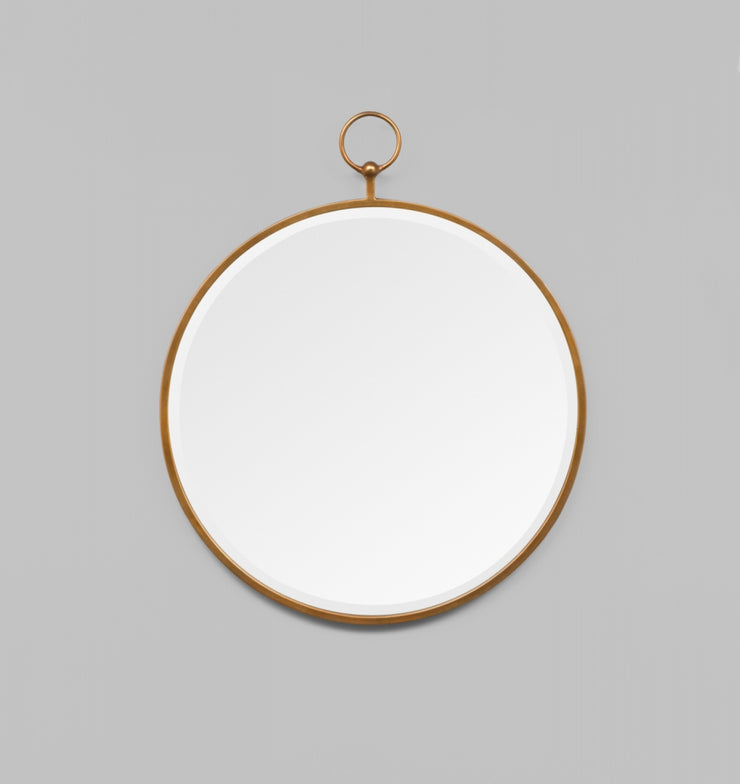 Antique fob Mirror