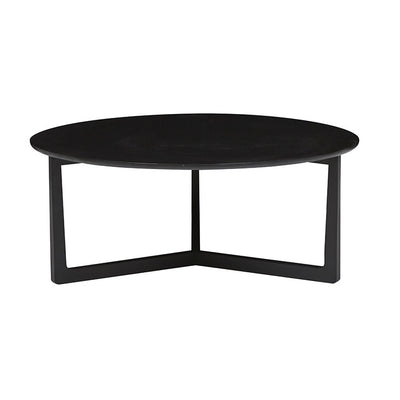 Geo Round Coffee Table