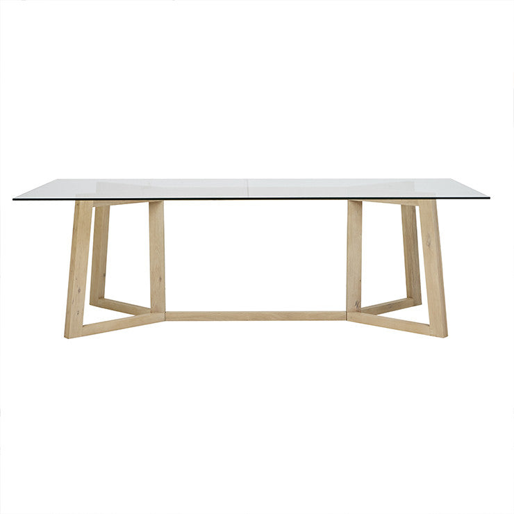 Geo dining table