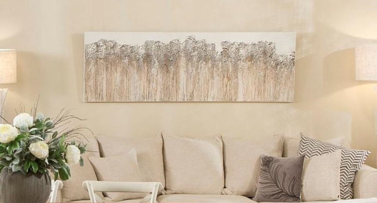 Dunes canvas painting