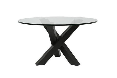 Hudson round dining table