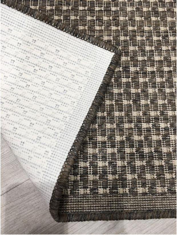Seaspray Floor Mat 57x90cm Taupe
