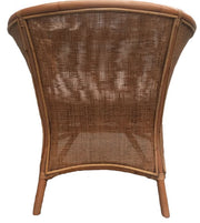 Raffles rattan occasional chair - LOCAL CLICK AND COLLECT