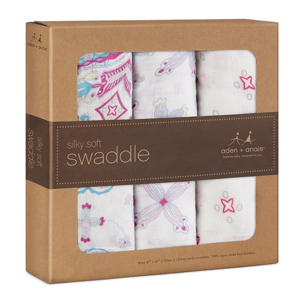 Aden & Anais Silky Soft Swaddle