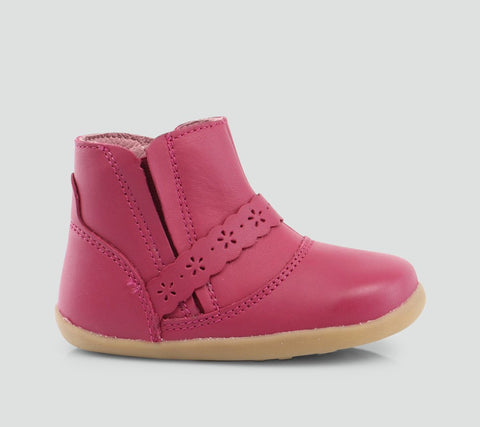 Bobux Rider Boot Rose