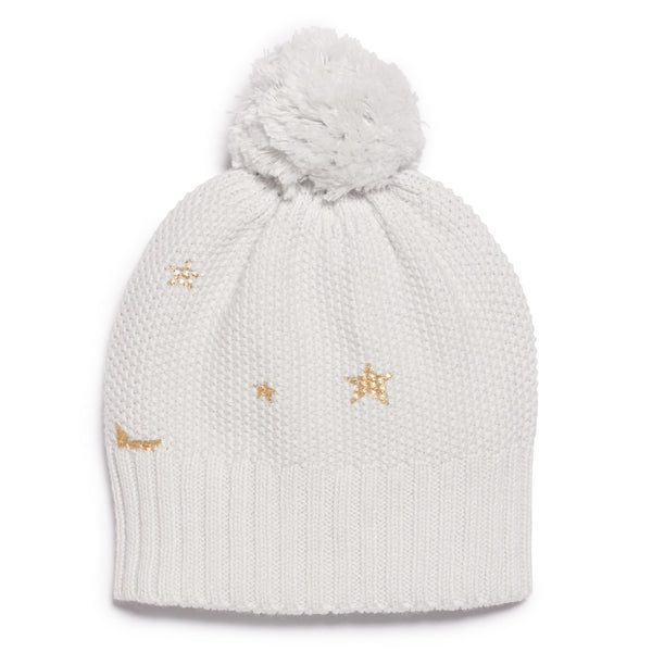 Wilson & Frenchy Glacier Star Bright Knitted Hat
