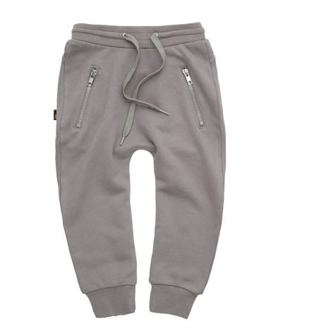Rock Your Kid Reckless Track Pants Grey