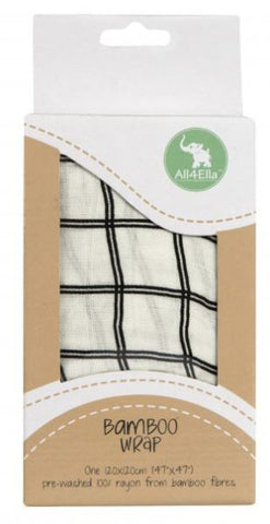 All4Ella Bamboo Wrap