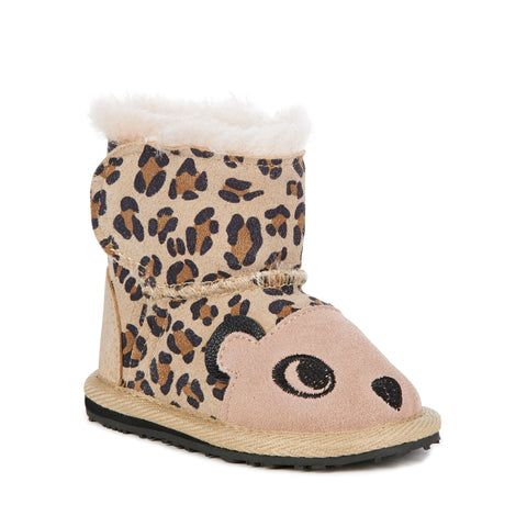 Emu Walker Boot Cheetah