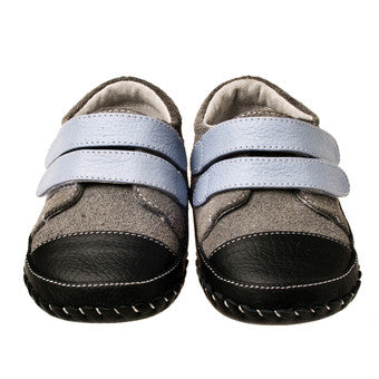 Little Blue Lamb Jamie Shoe in Grey