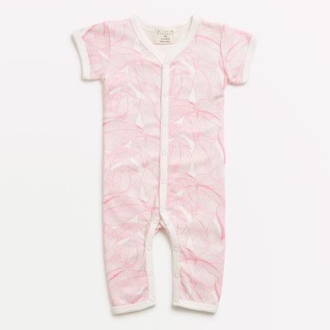 Wilson & Frenchy Pink into the Jungle Growsuit