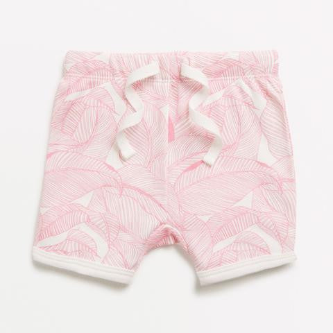 Wilson & Frenchy Pink into the Jungle Shorts