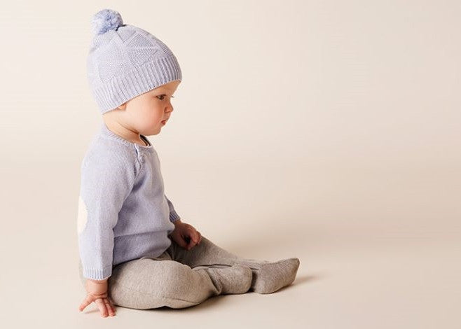Beautiful organic cotton onsies now in store