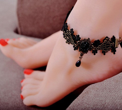Anklets for Women Enkelband Foot Chain
