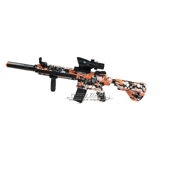 LH-526 Graffiti M416 Gel Ball Blaster