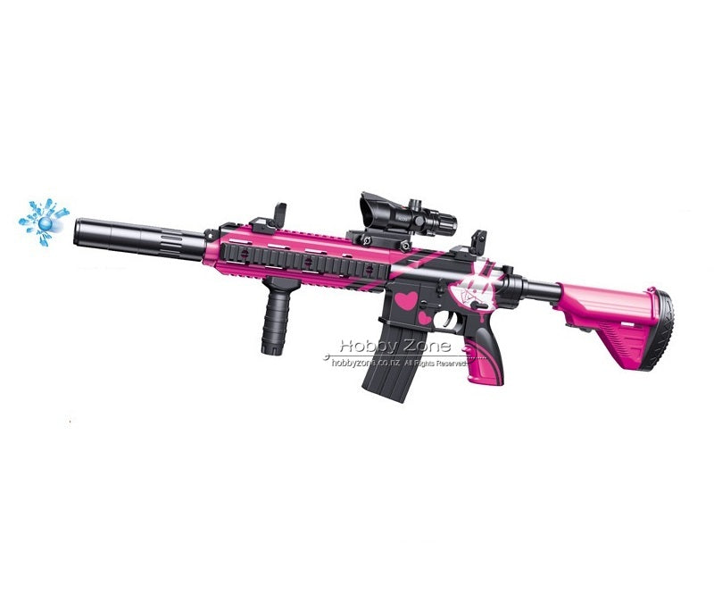 LH Graffiti M416 Gel Ball Blaster