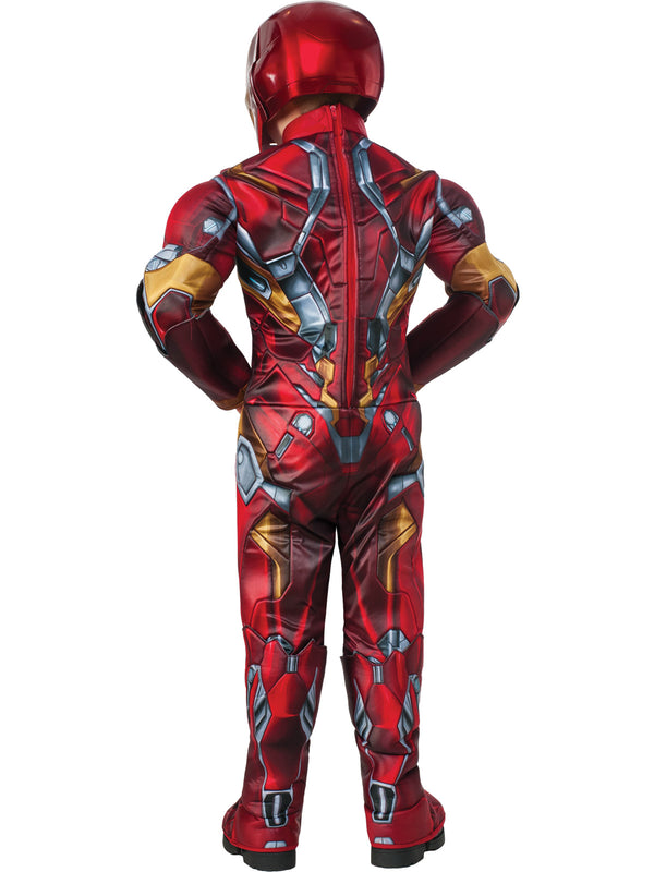 Iron Man Premium Costume, Child