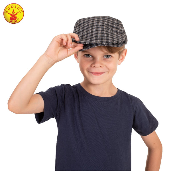 Colonial Boy Flat Cap, Child