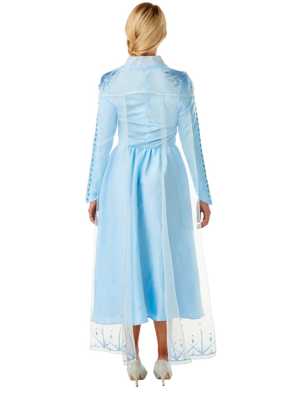 Elsa Deluxe Frozen 2 Costume, Adult