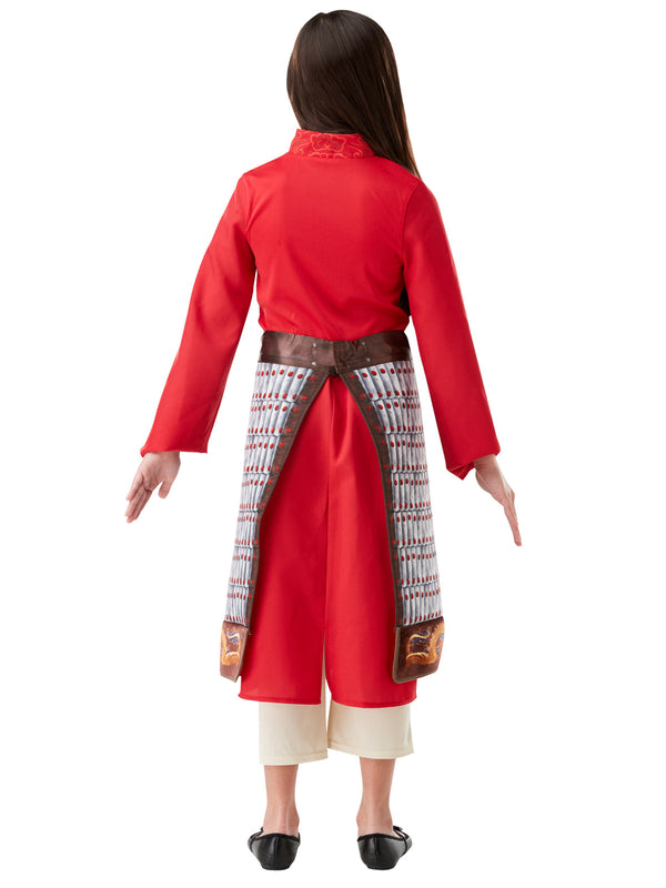 Mulan Deluxe Movie Costume, Child