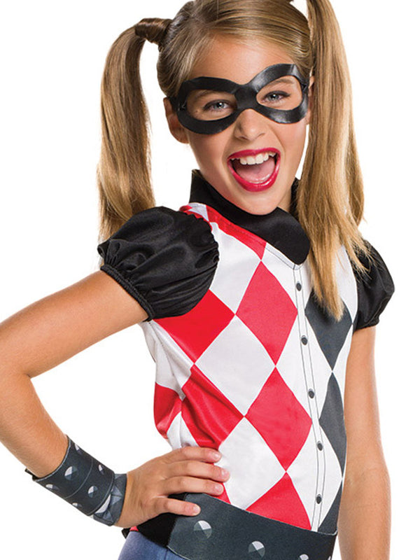 Harley Quinn Dc Superhero Girls Classic, Child