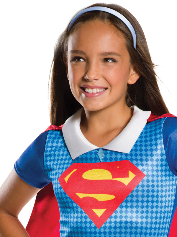 Supergirl Dcshg Classic Costume, Child