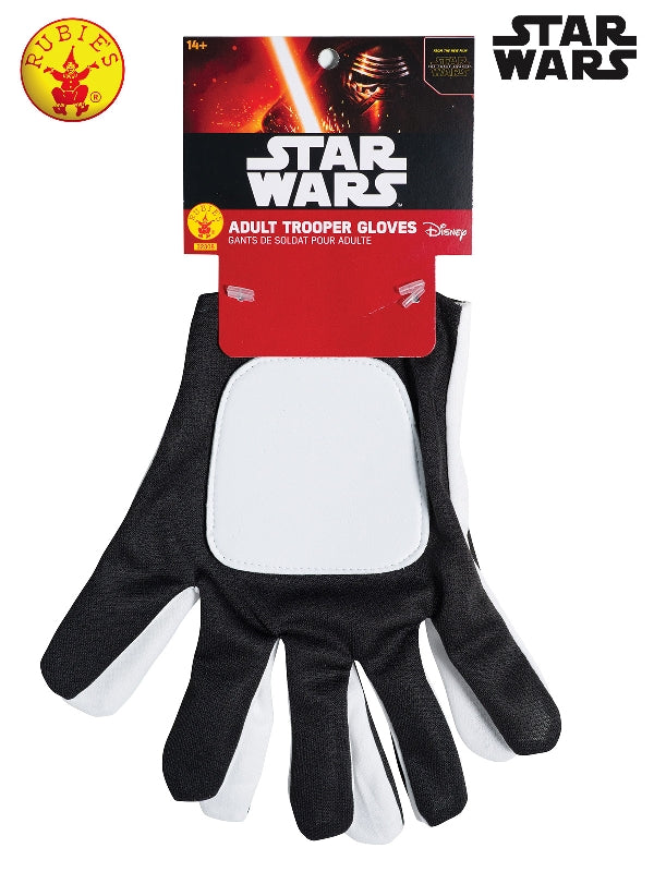 Stormtrooper Gloves - Adult