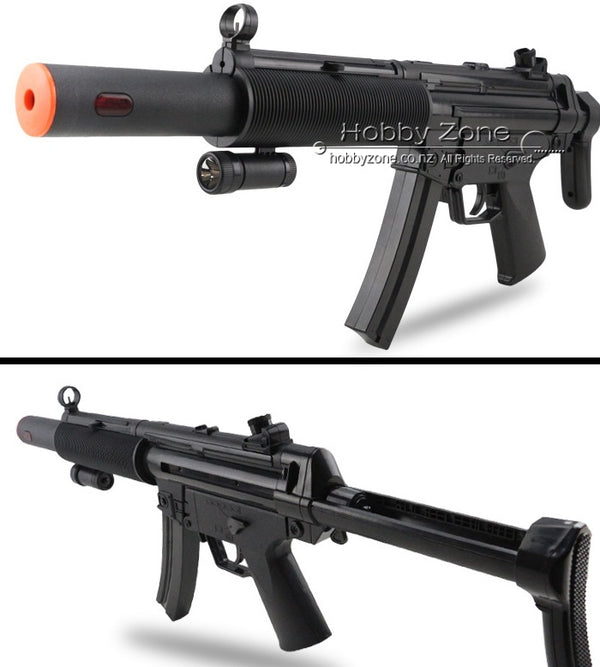 MP5 Electric Toy Gun with Flashlight