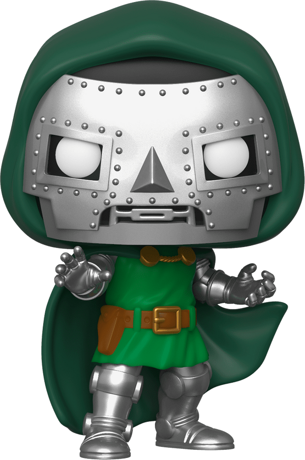 Fantastic Four - Doctor Doom Pop! Vinyl Figure
